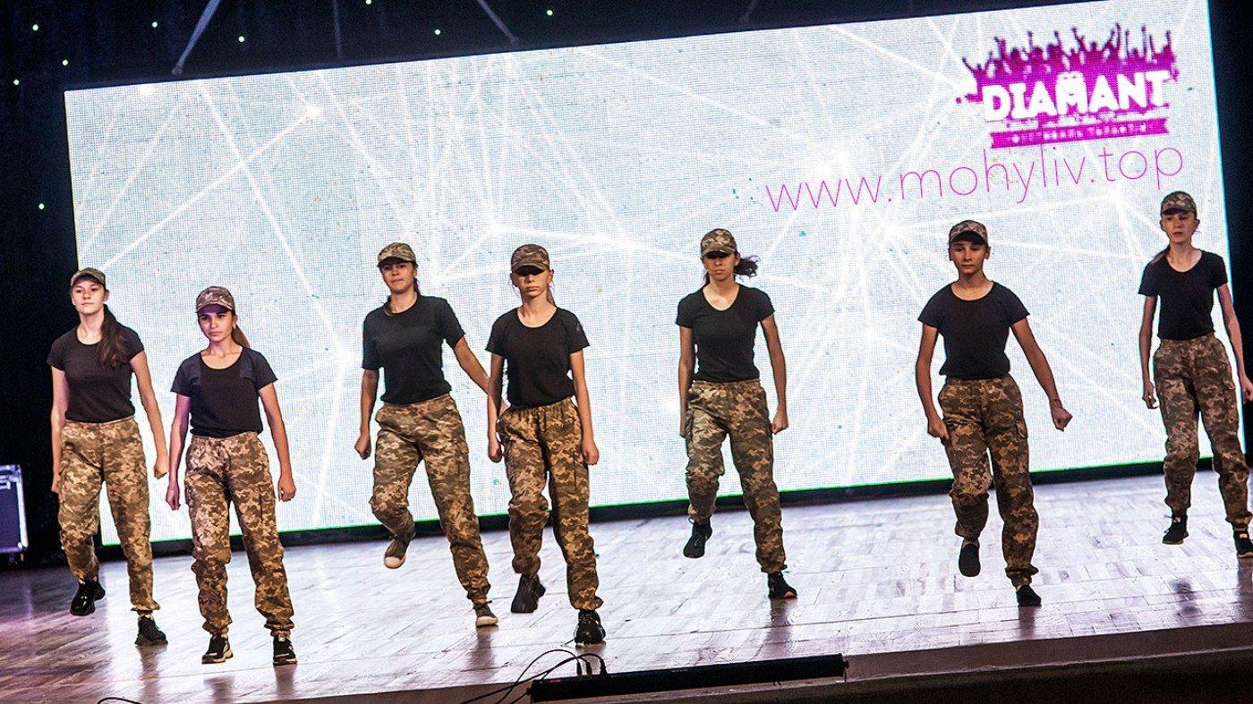 DIAMANT'ова «Армія» Могилева