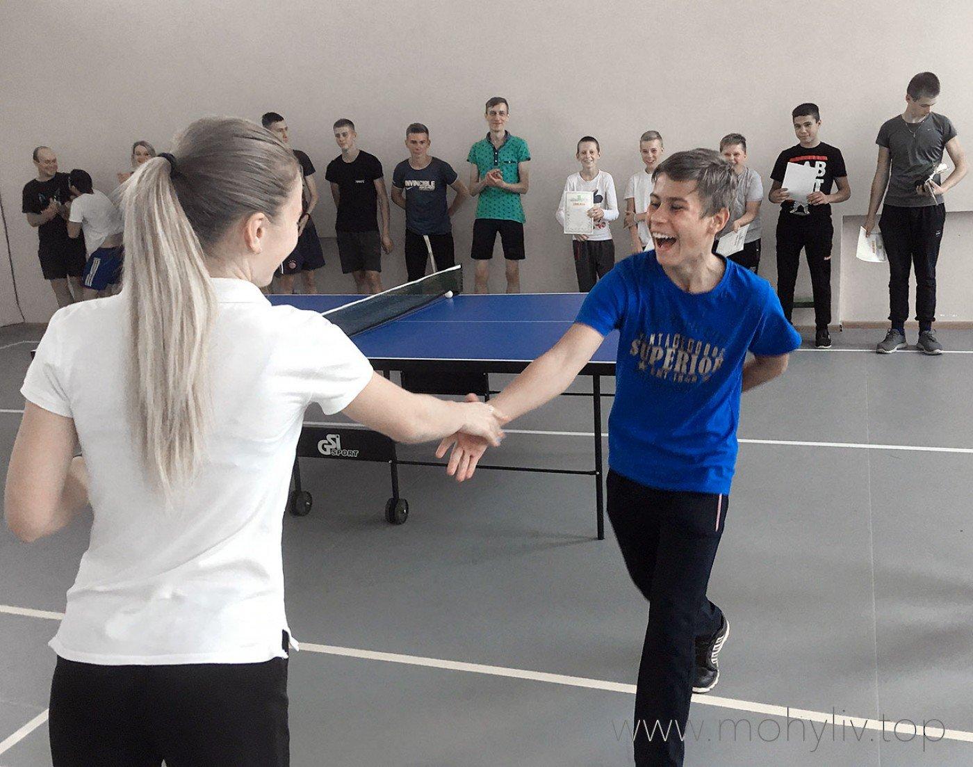 Тенісний турнір у Могилеві 12 вересня 2019